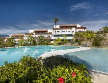 Golf apartments Benahavis 1