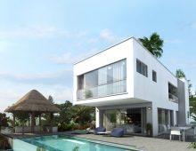 Modern villa Estepona 5