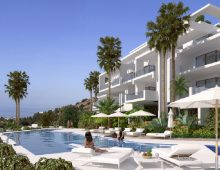 Appartementen Ojen Marbella 2