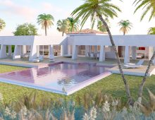 Luxury villa Benalmadena 2