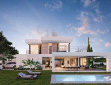 Villas Cancelada Estepona 3
