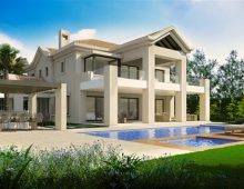 Luxury villa Marbella 4