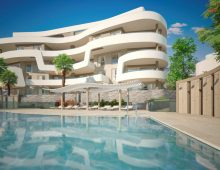 Beach front Apartments Mijas 11