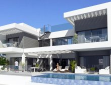 Off plan villa Mijas 1