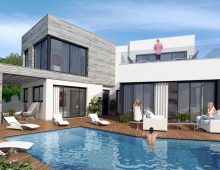 Villa development Mijas 1