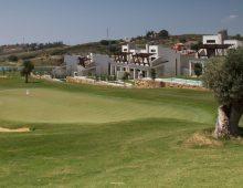 Semi-detached villas Estepona 3