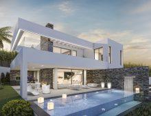 Construction Cost Villa 1