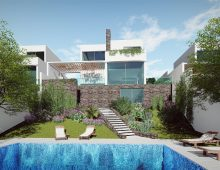 Contemporary Villas Mijas 12