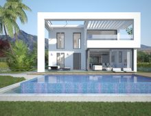 Villa Project Mijas 1