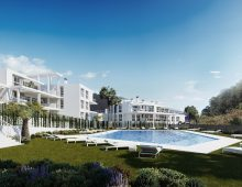 Contemporary Apartments Benahavis 14