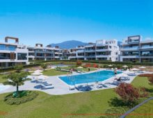 Apartments & townhouses Estepona 20