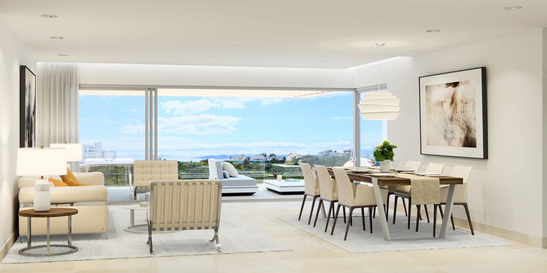 Ref 00241 pisos elegantes estepona for Pisos elegantes