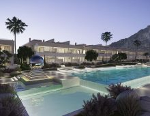 Luxury exclusive townhouses Marbella 10