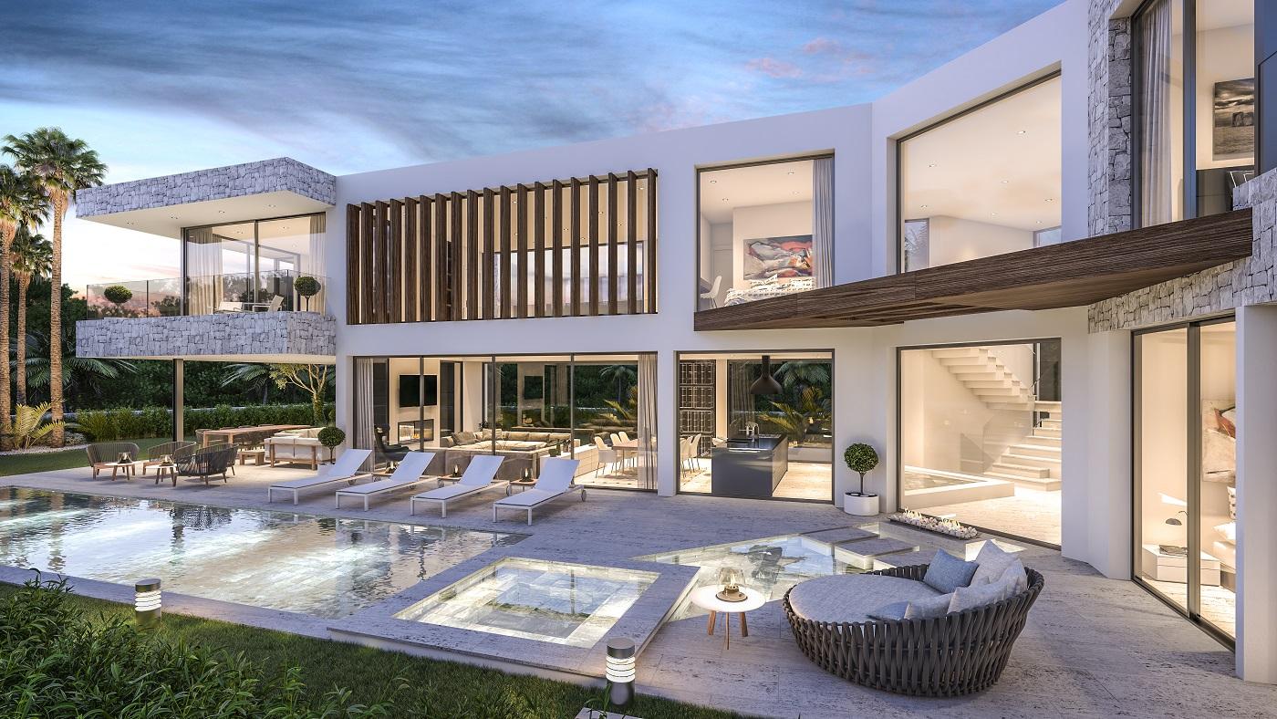 wa costa ref 00236 modern villas estepona