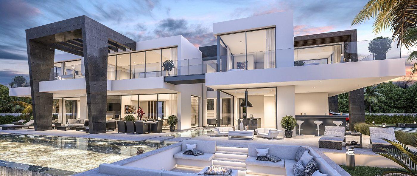 Wa Costa Ref 00236 Moderne Villas Estepona