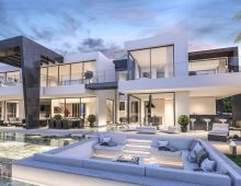 Modern Villas Estepona 17