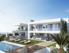 frontline golf villa Benahavis 02