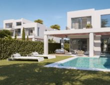 Semi-detached villas Marbella 19