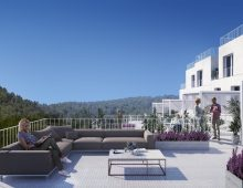 Townhouses Benahavis 6