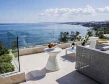 Beachfront apartment Estepona 8