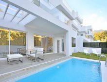 Modern villas Benalmadena 11