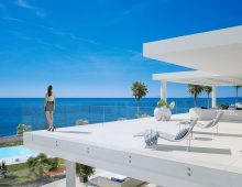 First line beach apartments Estepona 8