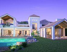 Luxury golf villas Estepona 8