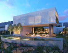 Luxury modern villa Casares 3