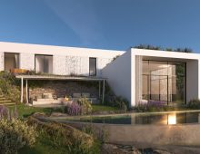Luxury villa Casares Costa 3