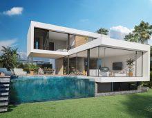 Modern golf villas Estepona 7