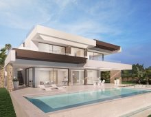 New build villa Benalmadena 3