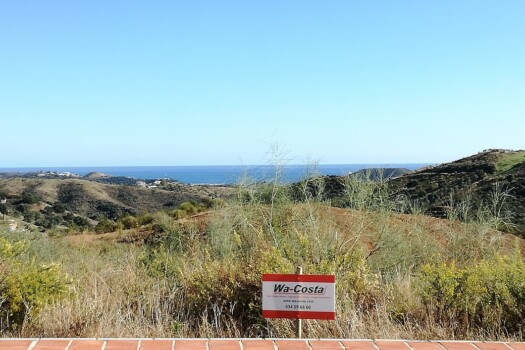 Villa building plot Cala Resort sea views 1