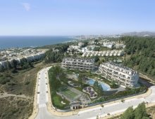 Sea view apartments Mijas Costa 19