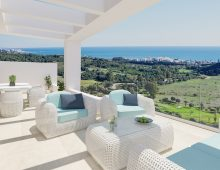 Golf apartments Estepona 13