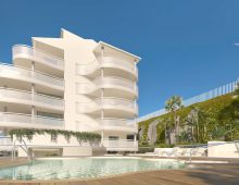 Modern apartments Benalmadena 1