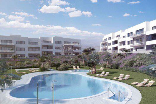 modern apartments Torre del Mar 1