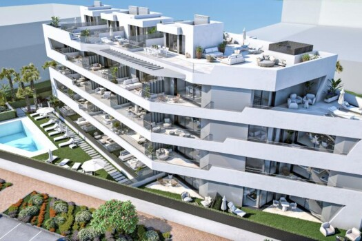 First line Apartments Torrox Costa 9