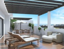 Golf apartments Casares Costa 6