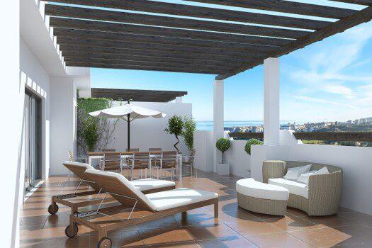 Golf apartments Casares Costa 6