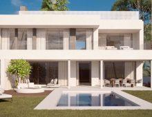 La Cancelada villas Estepona 8
