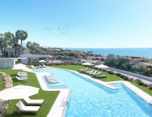 Newbuild apartments Casares Costa 12
