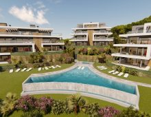 Contemporary apartments Estepona 9