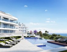 Modern apartments Mijas Costa 3