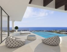Luxury view villas Estepona 8