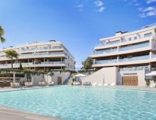 Luxury apartments Cala Mijas 16
