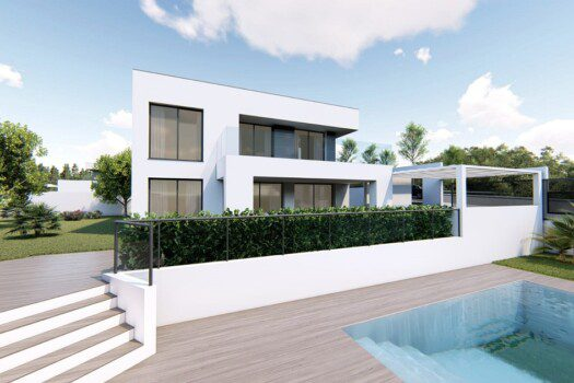 Modern luxury villas Duquesa 5