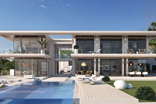 Modern villa La Alqueria 4