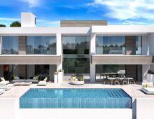 Modern villas El Paraiso 1