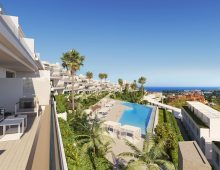 Contemporary apartments Estepona 6
