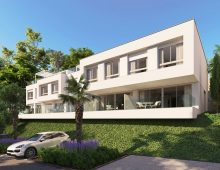 Contemporary townhomes Estepona 8